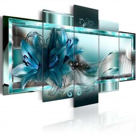 Quadro - Sky Blue Lilies - Quadri e decorazioni