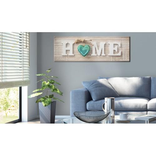 Quadro - Home: Blue - Quadri e decorazioni