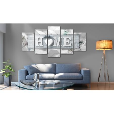 Quadro - Home: Melody of Modernity - Quadri e decorazioni