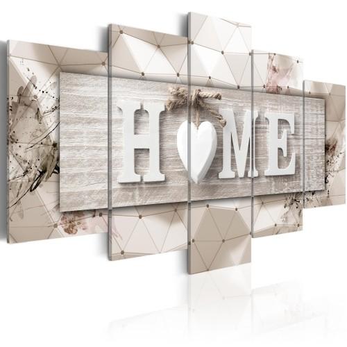 Quadro - Home: Modern Geometry - Quadri e decorazioni
