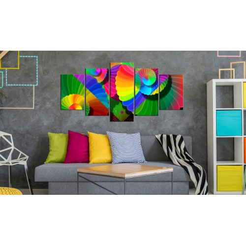 Quadro - Twisted Colours - Quadri e decorazioni
