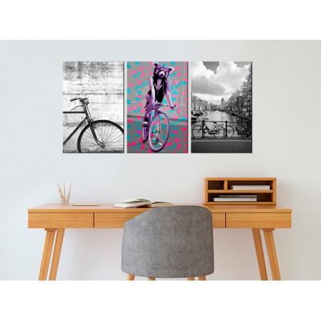Quadro - Bikes (Collection) - Quadri e decorazioni