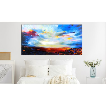 Quadro - Colourful Sky (1 Part) Wide - Quadri e decorazioni