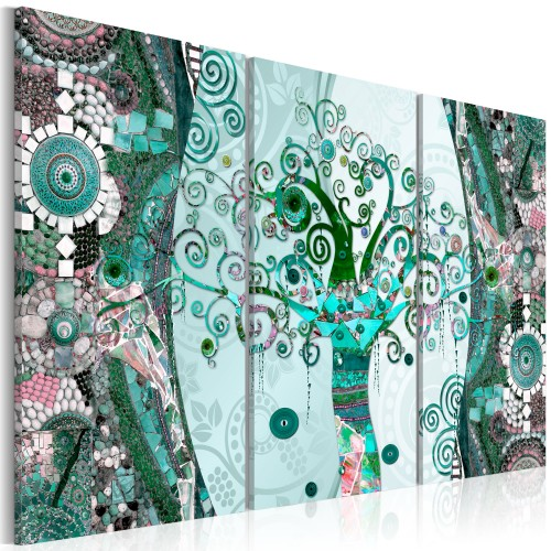 Quadro - Emerald Tree - Quadri e decorazioni