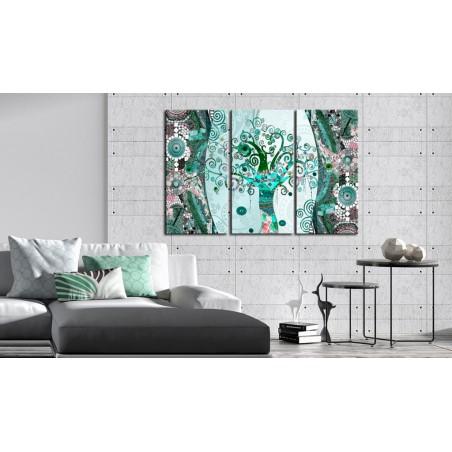 Quadro - Emerald Tree - Quadri e decorazioni
