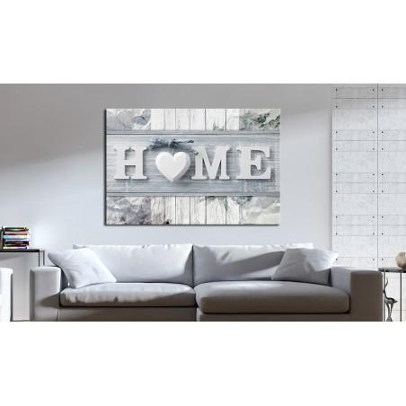Quadro - Home: Winter House - Quadri e decorazioni