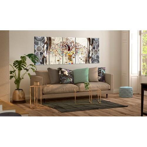 Quadro - Tree and Mosaic - Quadri e decorazioni