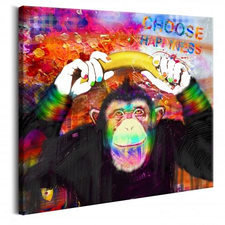 Quadro - Choose Happiness - Quadri e decorazioni