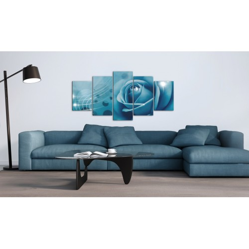 Quadro - Fascino blu - Quadri e decorazioni