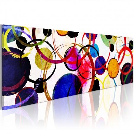 Quadro - Rainbow Circles - Quadri e decorazioni