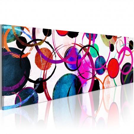 Quadro - Colourful Circle - Quadri e decorazioni