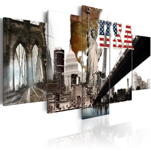 Quadro - Stati Uniti - Quadri e decorazioni