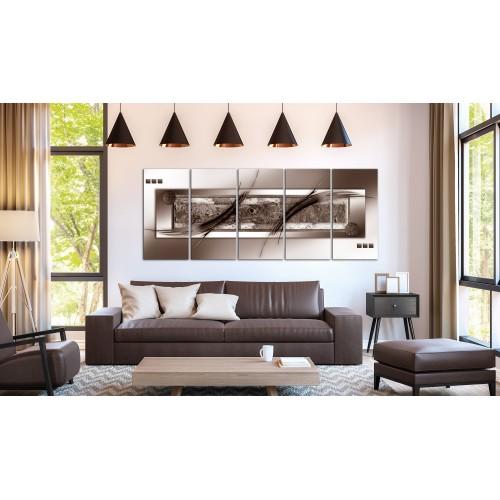 Quadro - Brown Gradient - Quadri e decorazioni