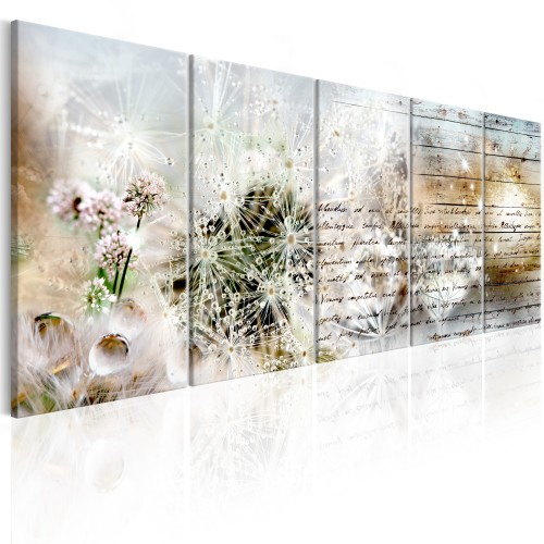 Quadro - Abstract Dandelions I - Quadri e decorazioni