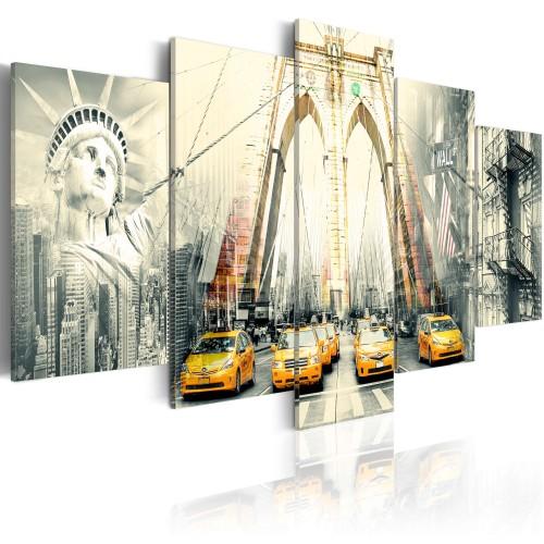 Quadro - Metropoli americana - Quadri e decorazioni
