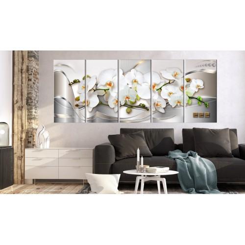 Quadro - Blooming Orchids - Quadri e decorazioni