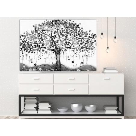 Quadro - Abundant Tree (1 Part) Wide - Quadri e decorazioni