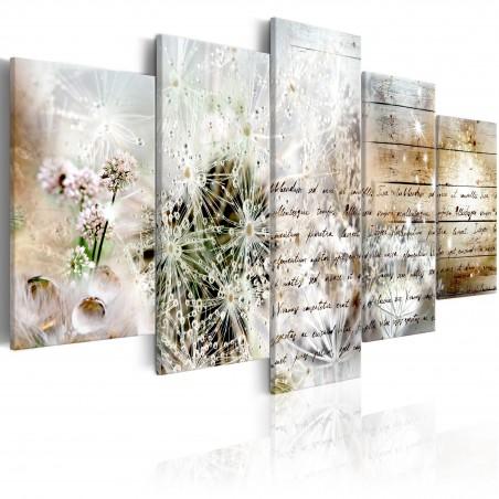 Quadro - Starry Dandelions II - Quadri e decorazioni