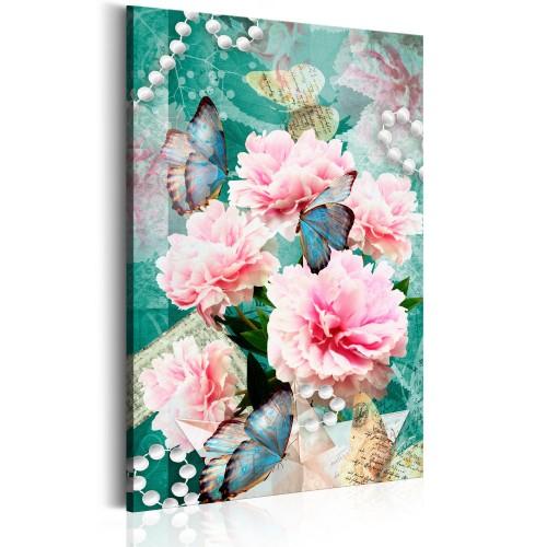 Quadro - Written in Flowers - Quadri e decorazioni