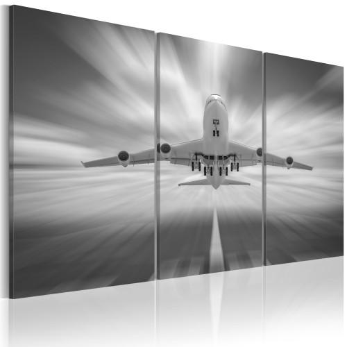 Quadro - Verso le nuvole: trittico - Quadri e decorazioni