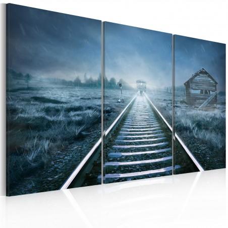 Quadro - A journey in the fog - Quadri e decorazioni
